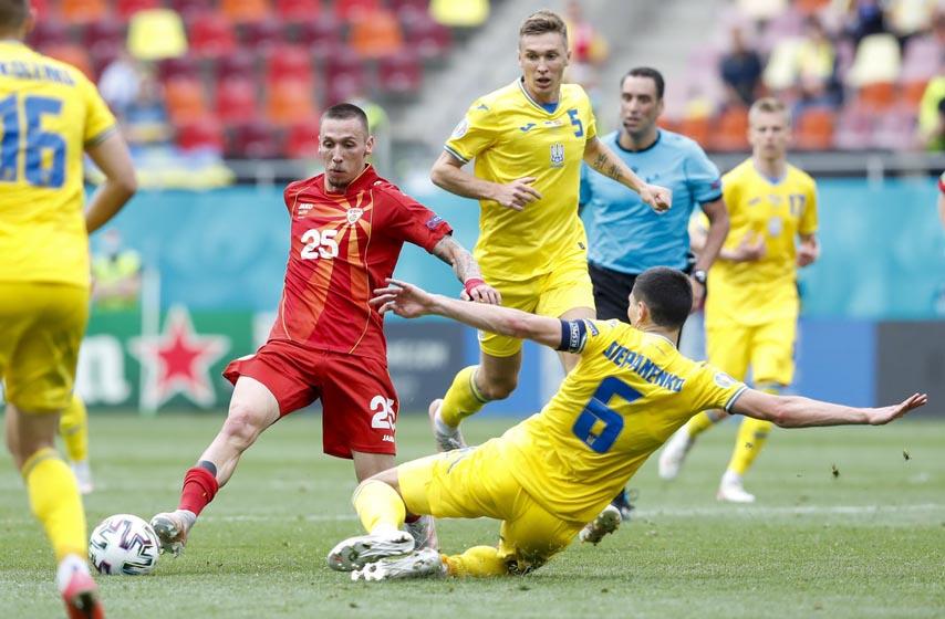 euro2020, euro 2020, ukrajina severna makedonija, fudbal