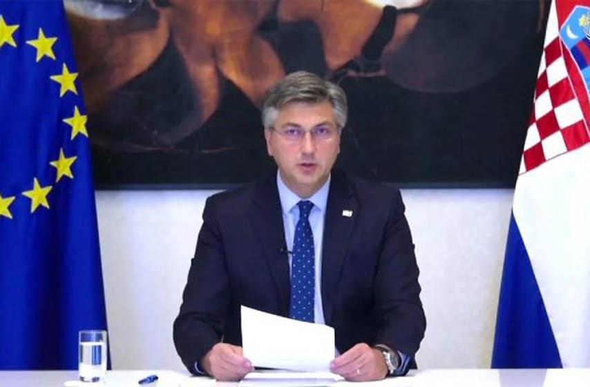 Plenković, Dejtonski sporazum, Ujedinjene nacije