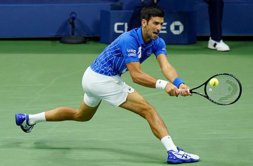 Novak Đoković, US open, sport, tenis