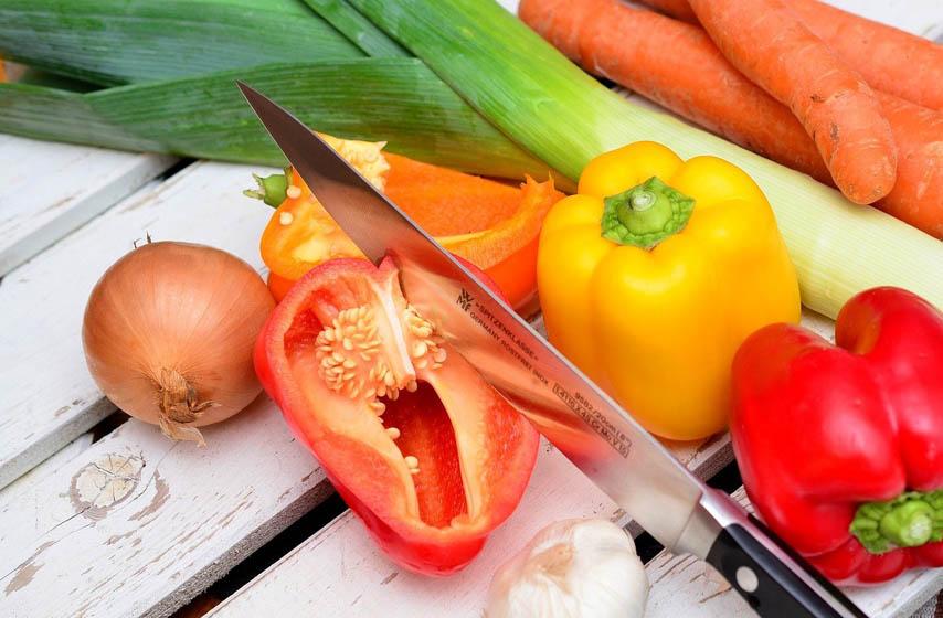 kako naoštriti kuhinjski nož