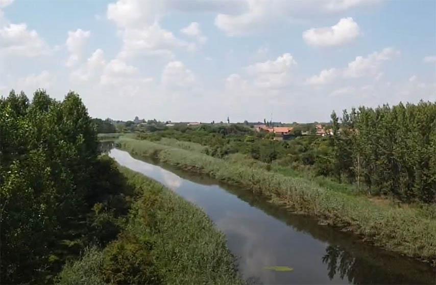 opsta bolnica vrbas, otpadne vode, veliki backi kanal