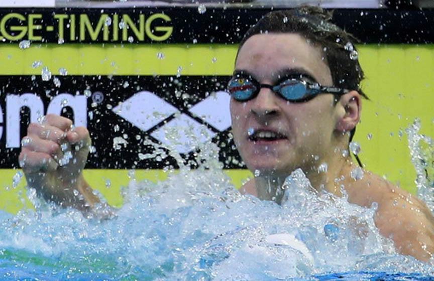 plivanje, velimir stjepanovic, evropsko prvenstvo