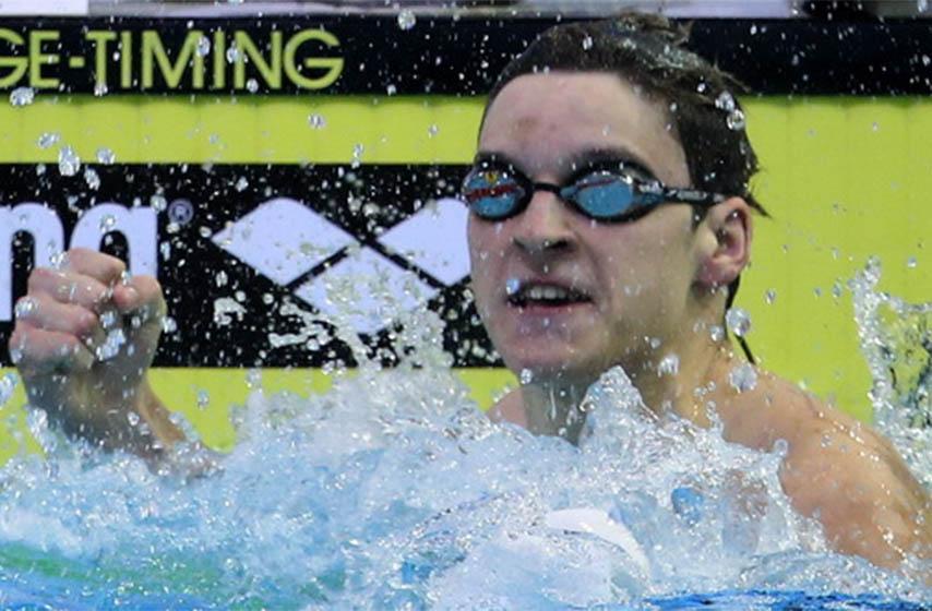velimir stjepanovic, plivanje, olimpijske igre