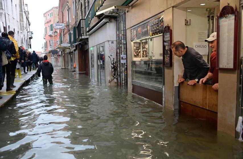 venecija, poplave