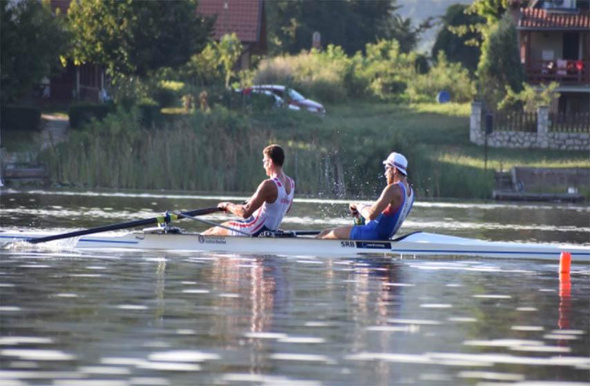 veslanje, olimpijske igre
