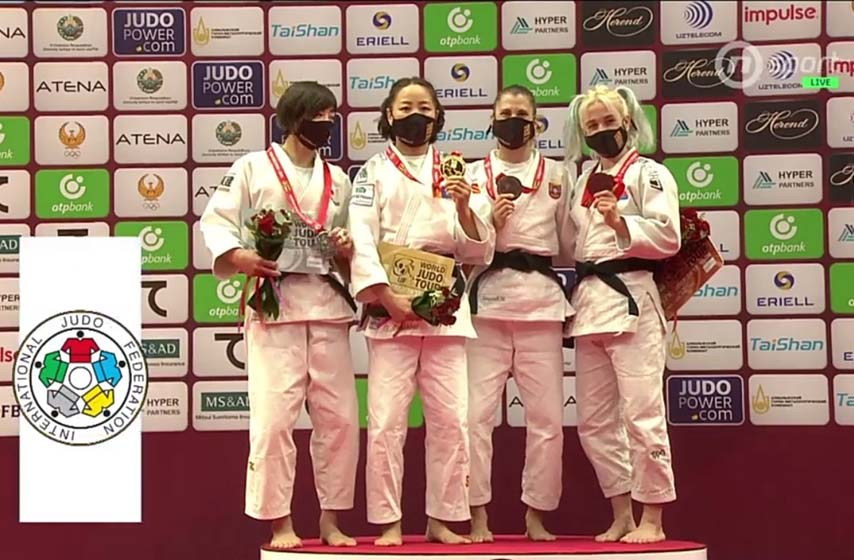 andrea stojadinov, andra stojadinov judo, grand slam taskent