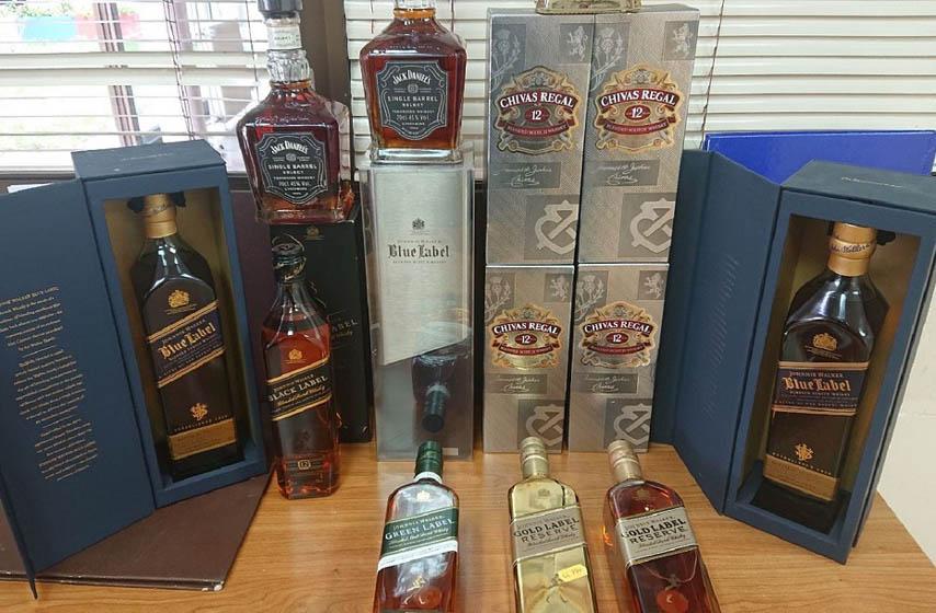 viski, krijumčarenje, granica, gradina, carinski prekrsaj