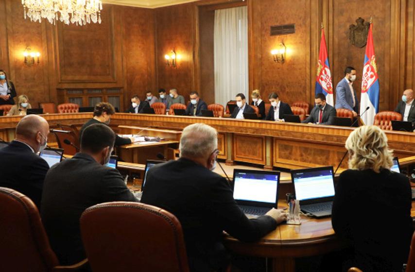 vlada republike srbije, zakon o zaštii stanovništva od zaraznih bolesti