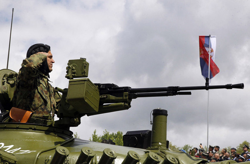 vojska, srbije, ministarstvo, odbrane, najnovije vesti, mirosav lazanski, parada pobede