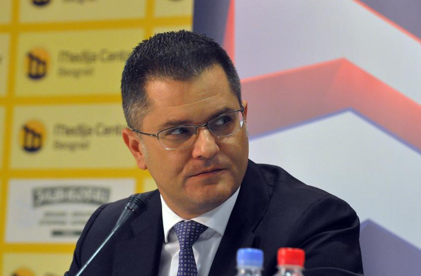 Vuk Jeremić, Jeremić, Savez za Srbiju