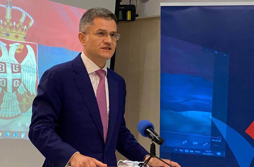 vuk jeremic, narodna stranka, pobeda opozicije u beogradu