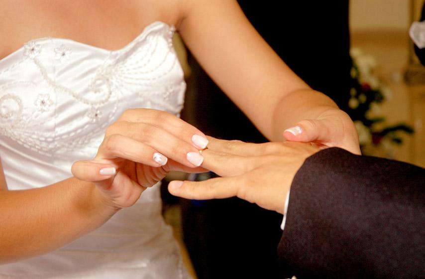 vencanje, mladenci