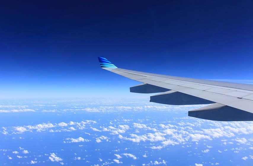 let avionom, tihi okean, avion