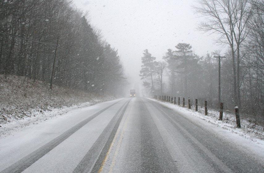 Kako voziti u zimskim uslovima