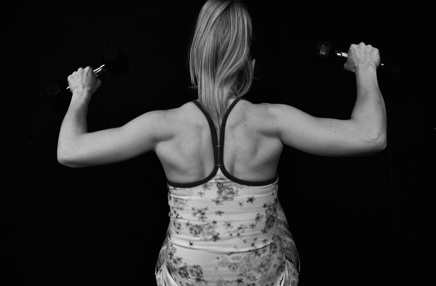 powerlifting, rad srca, žene, sport