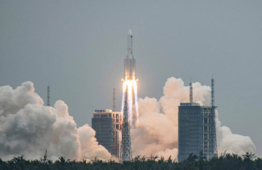 kineska raketa