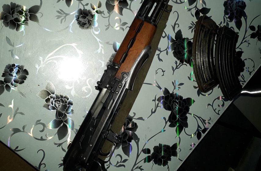 policija, krusevac, naoruzan drzao taoce u kladionici