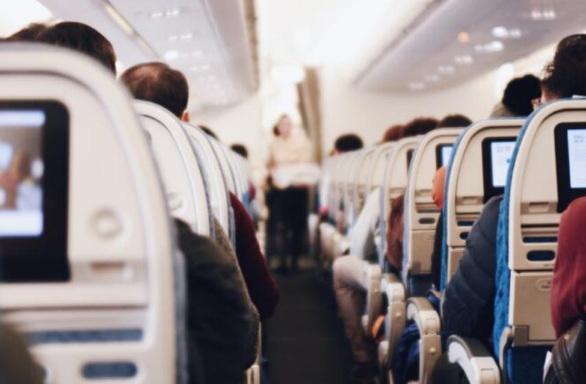aviokompanije, pravila u avionu