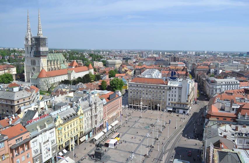 Novi Zagreb, eksplozija