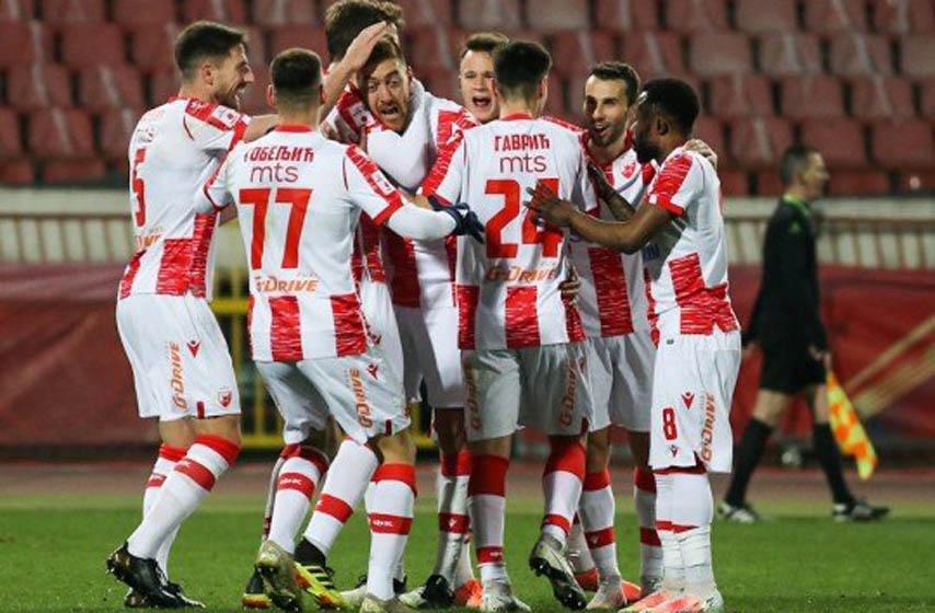 fk crvena zvezda, fk radnik, fudbal, super liga srbije