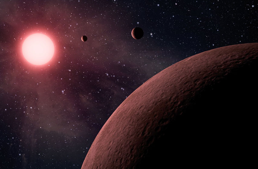 nasa, svemir, univerzum antarktik, planete